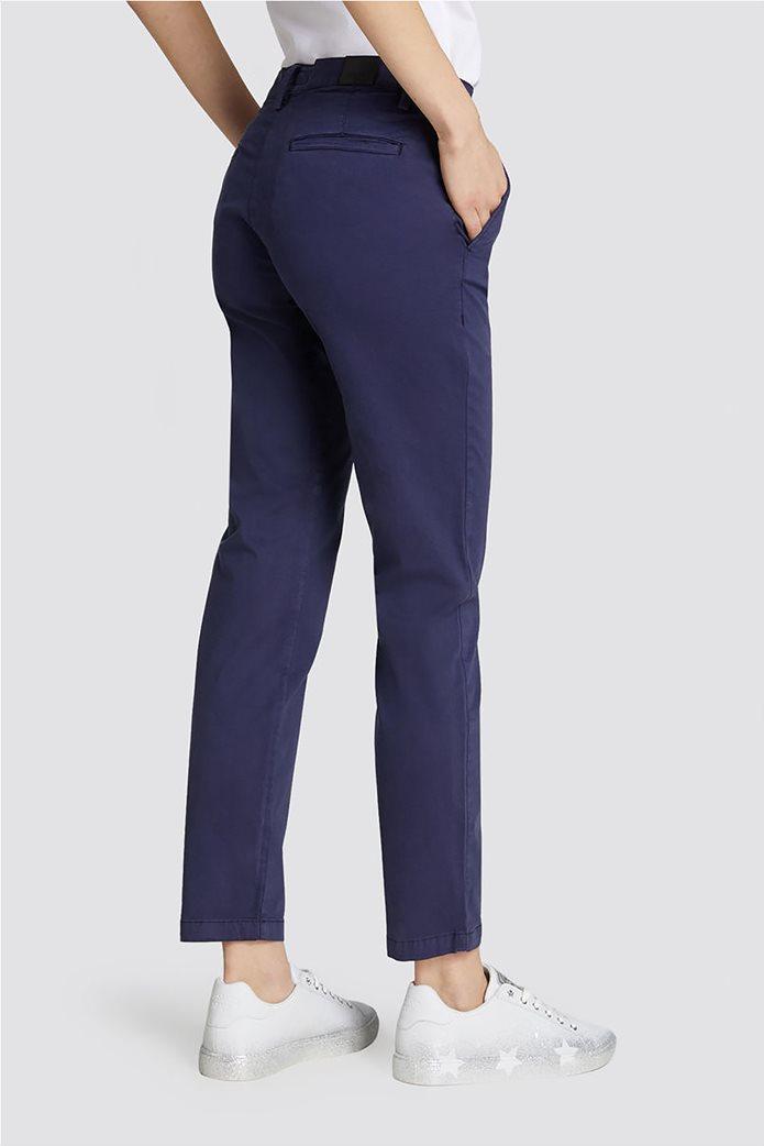 f22653041043 Trussardi Jeans ανδρικό παντελόνι Chino μονόχρωμο 1