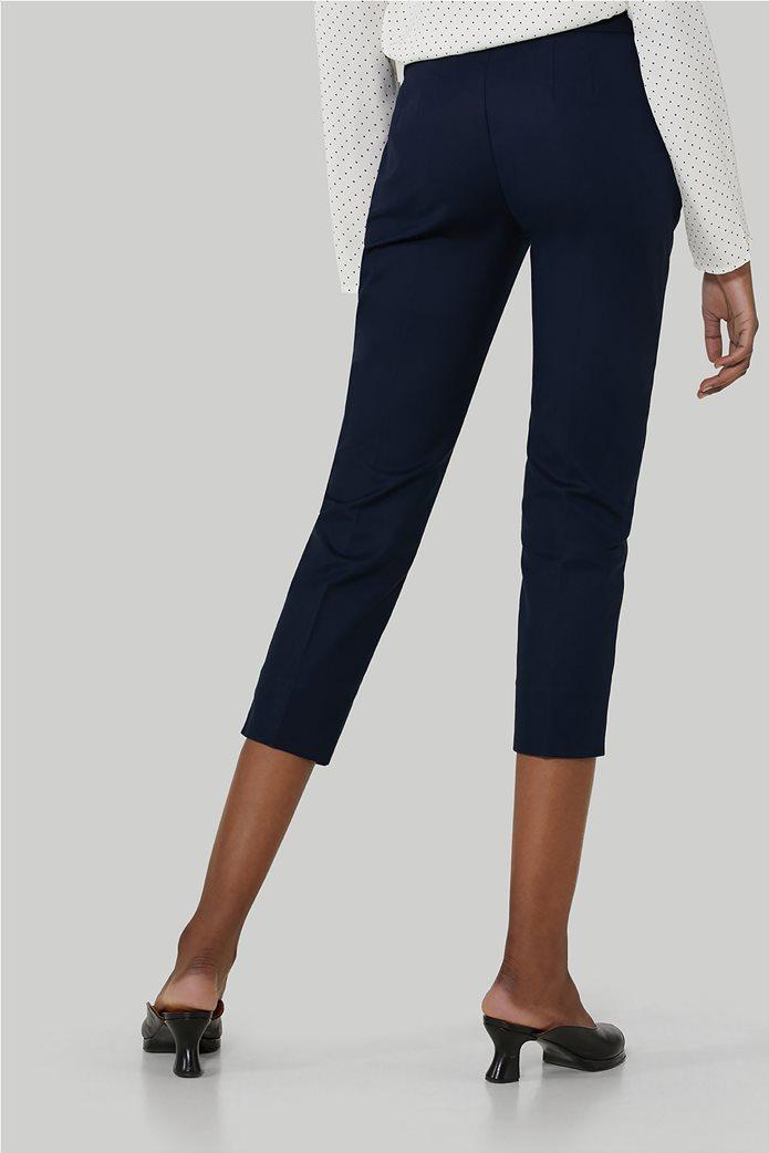 Trussardi Jeans γυναικείο capri παντελόνι με πλαϊνές τσέπες 2