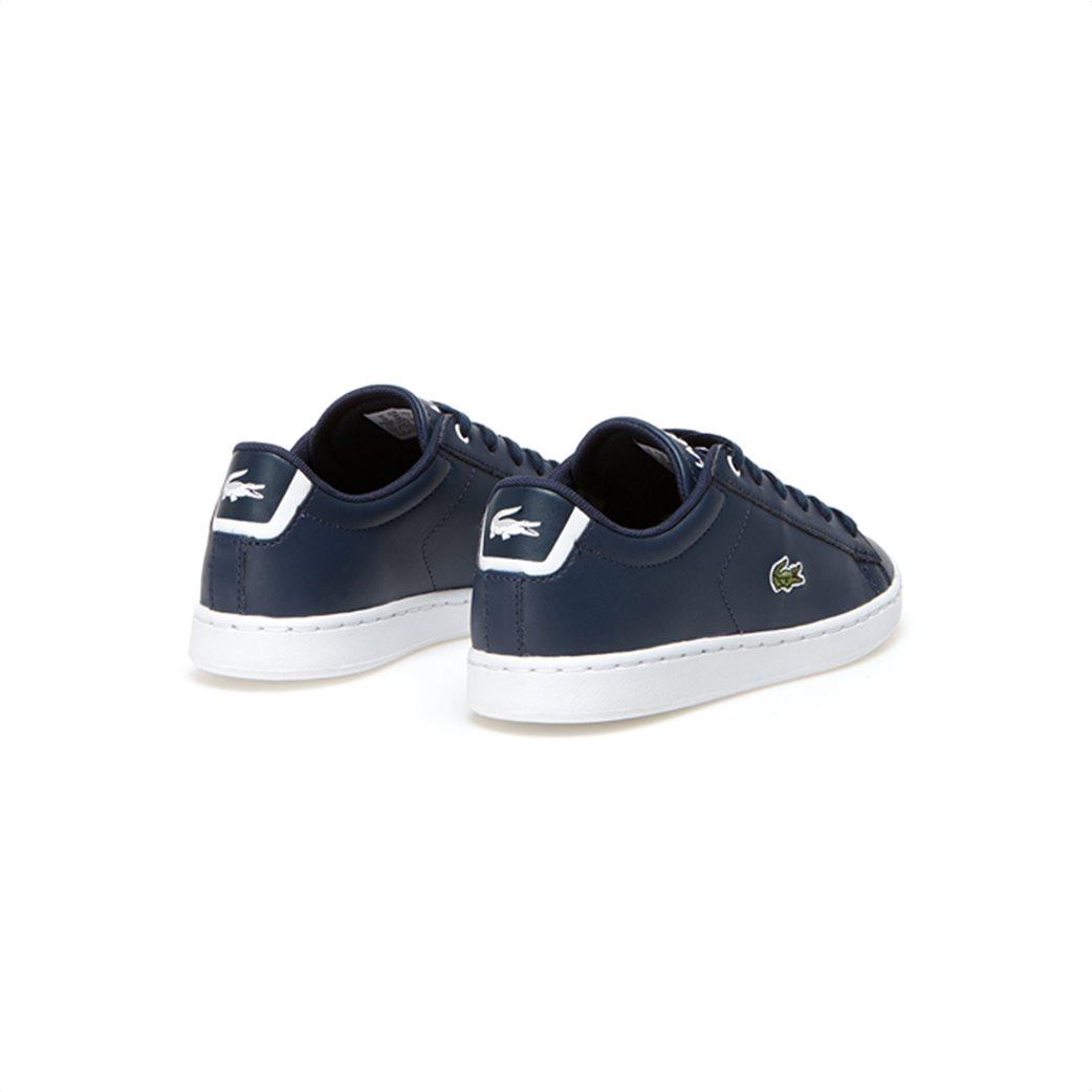 84647042b15 LACOSTE FOOTWEAR | Lacoste παιδικά παπούτσια Carnaby Evo Μπλε Σκούρο ...