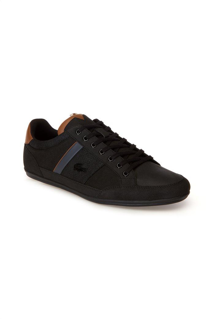 Lacoste ανδρικά παπούτσια Chaymon μαύρα 0