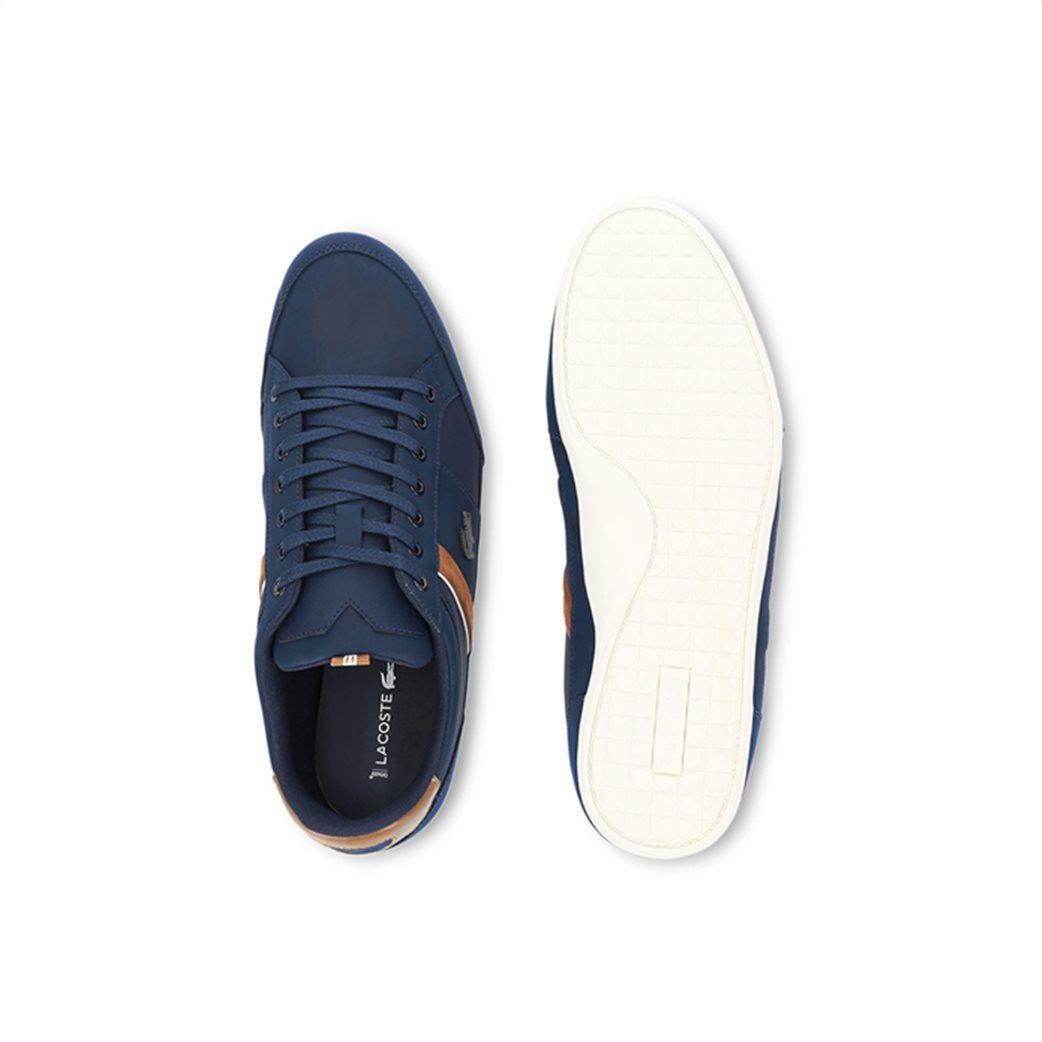 Lacoste ανδρικά sneakers με κορδόνια Chaymon 3