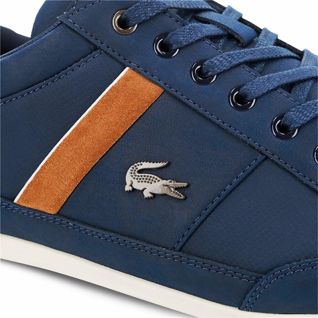 Lacoste ανδρικά sneakers με κορδόνια Chaymon 5