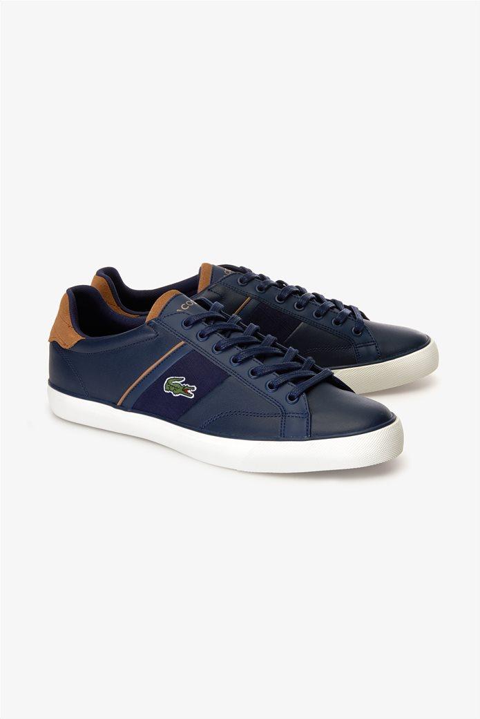 Lacoste ανδρικά sneakers με κορδόνια Fairlead 1