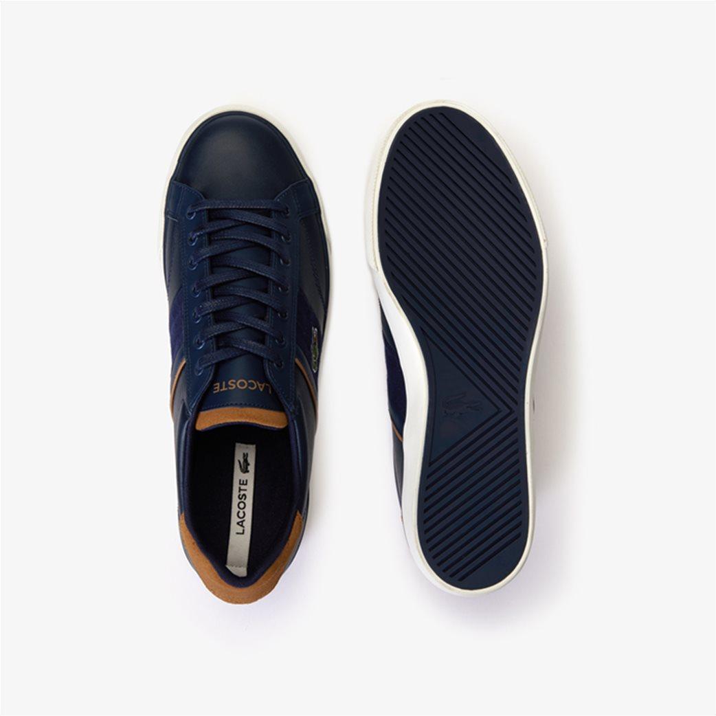 Lacoste ανδρικά sneakers με κορδόνια Fairlead 3