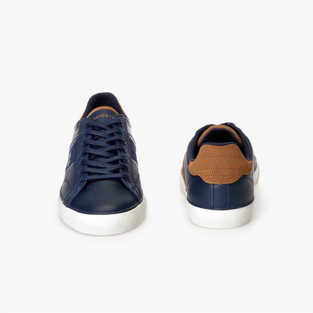 Lacoste ανδρικά sneakers με κορδόνια Fairlead 4