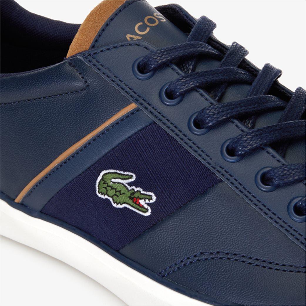 Lacoste ανδρικά sneakers με κορδόνια Fairlead 5