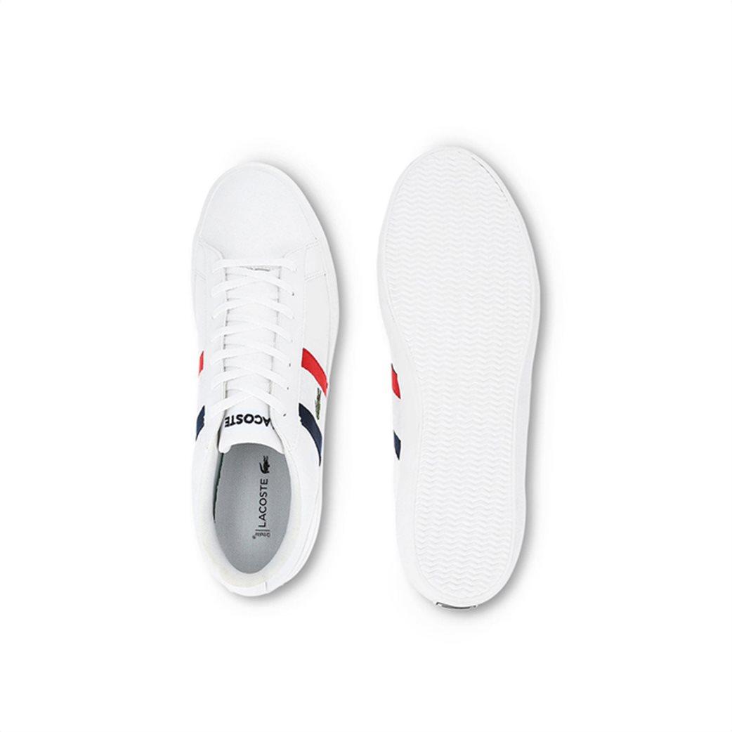 Lacoste ανδρικά sneakers με κορδόνια και κεντημένο λογότυπο Lerond 3
