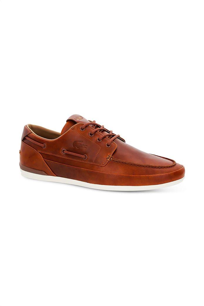 Lacoste ανδρικά παπούτσια με κορδόνια Marina 0