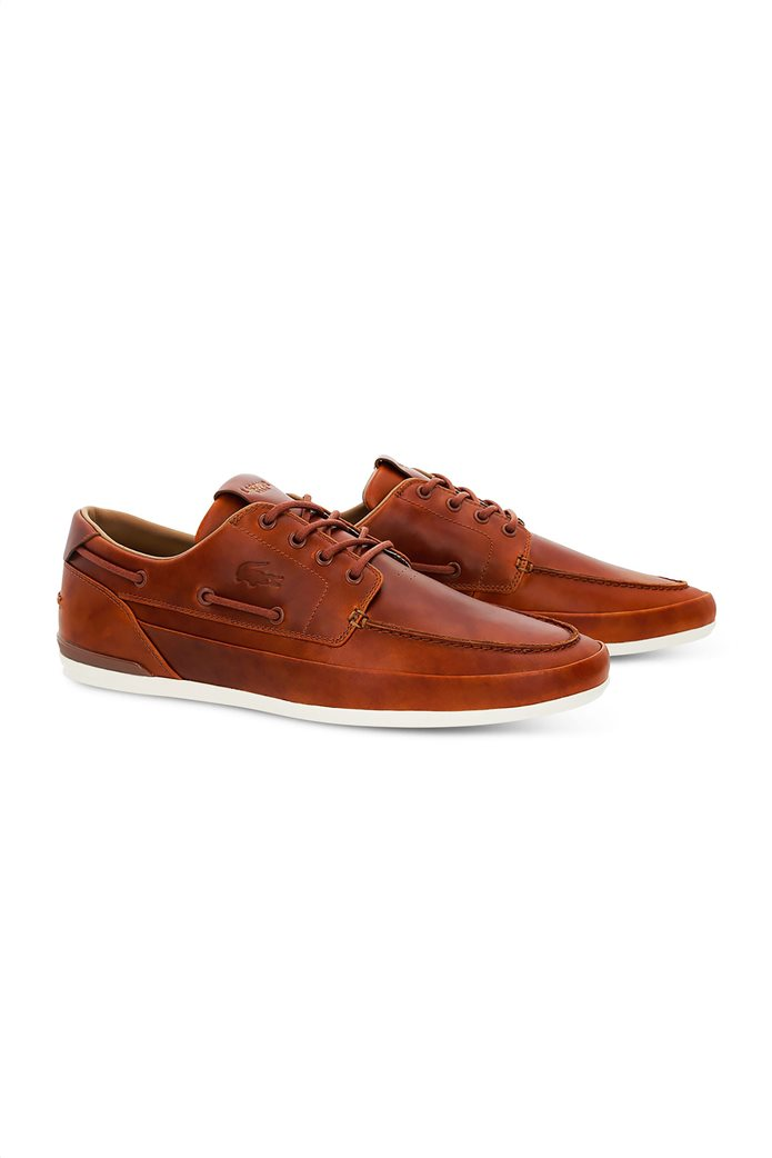 Lacoste ανδρικά παπούτσια με κορδόνια Marina 1