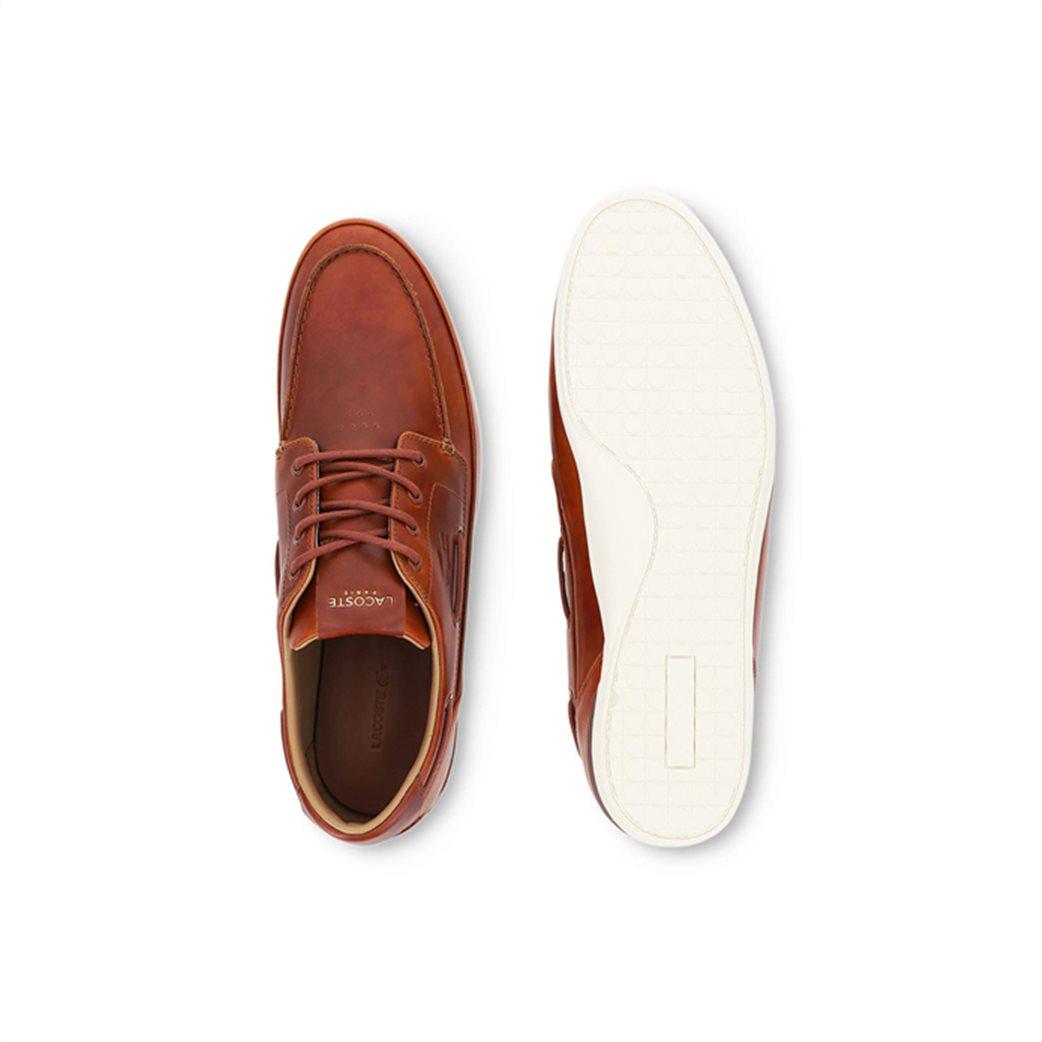 Lacoste ανδρικά παπούτσια με κορδόνια Marina 3