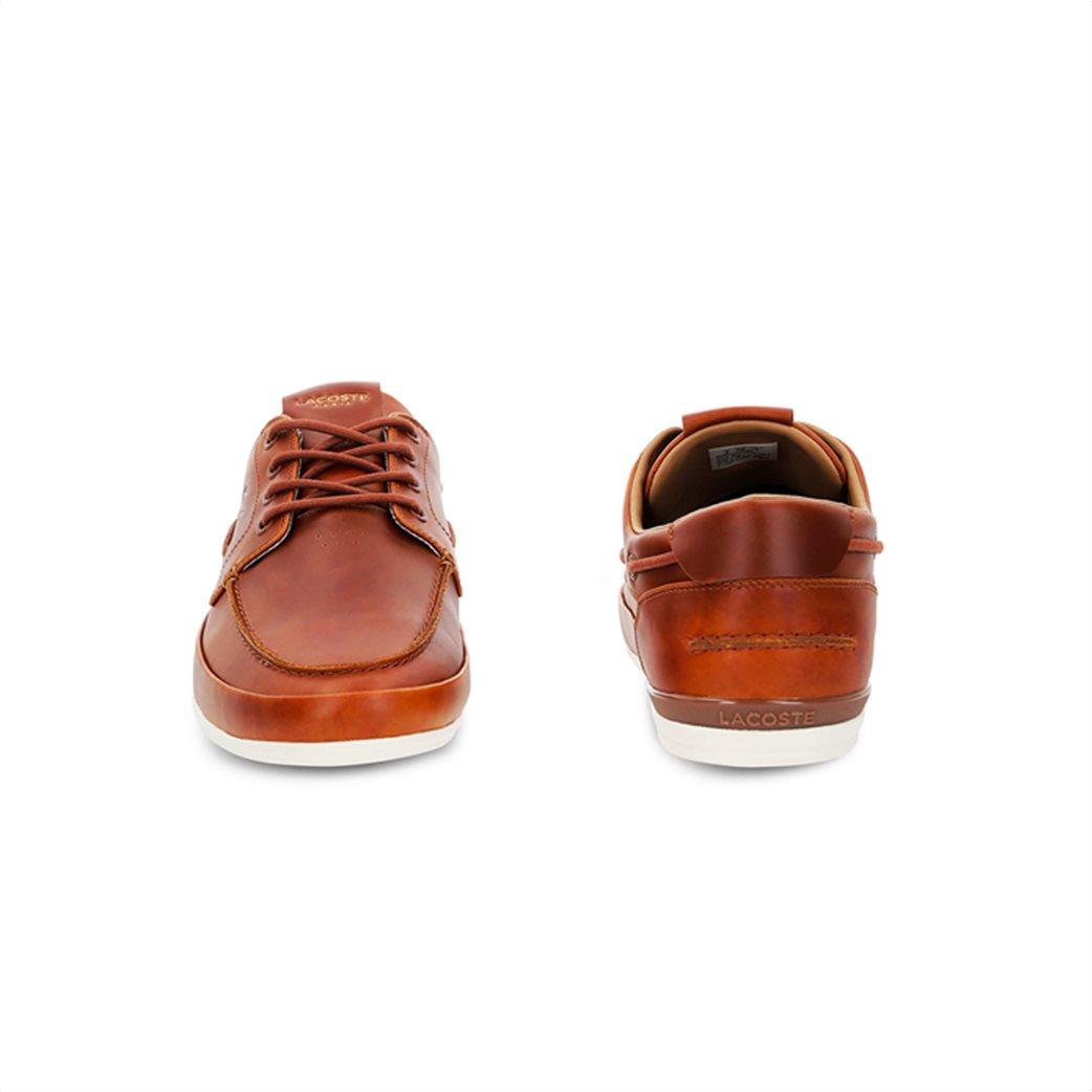 Lacoste ανδρικά παπούτσια με κορδόνια Marina 4