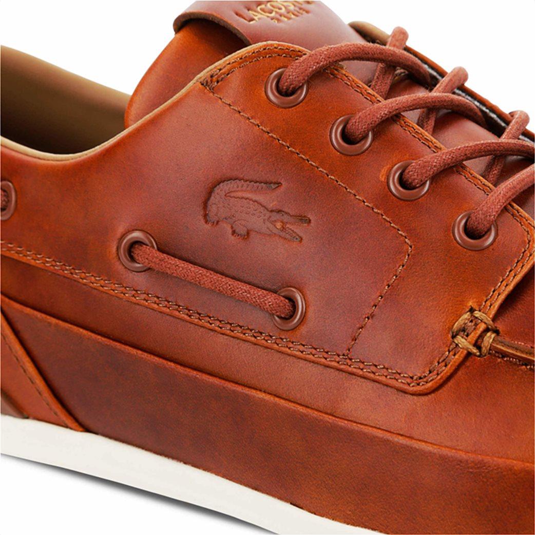 Lacoste ανδρικά παπούτσια με κορδόνια Marina 5