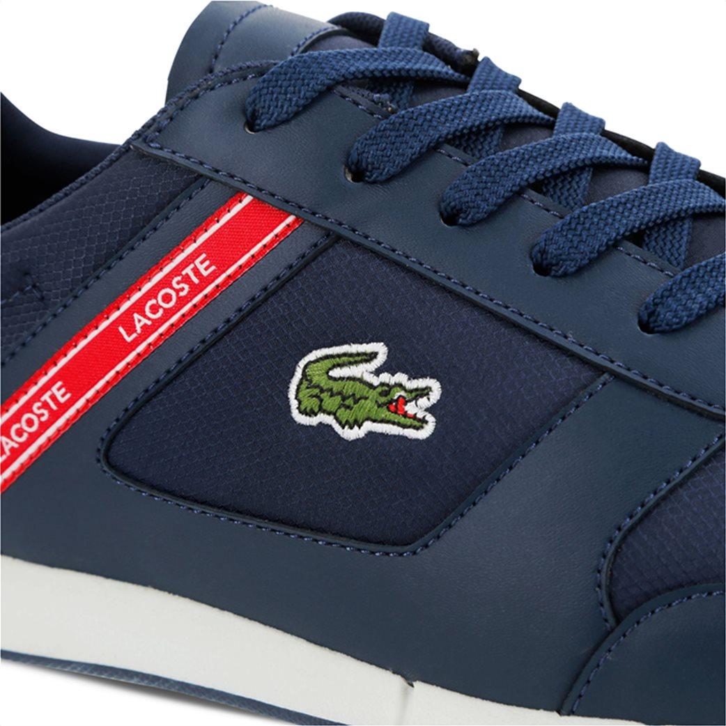 Lacoste ανδρικά sneakers με κορδόνια Menerva Sport 5