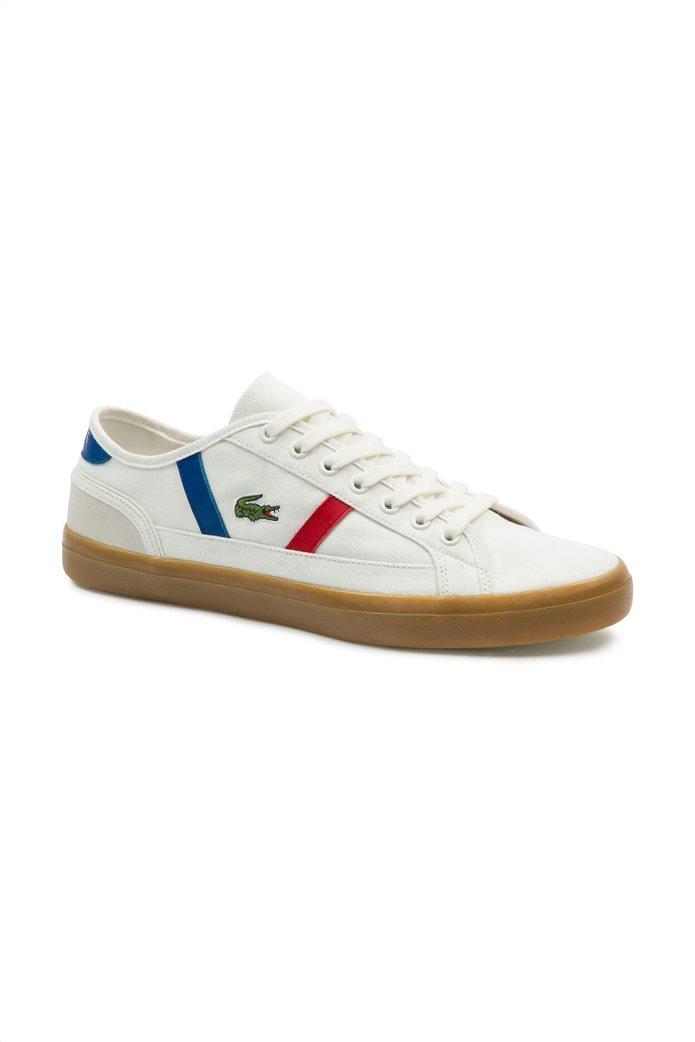 Lacoste ανδρικά sneakers με κορδόνια Sideline 0