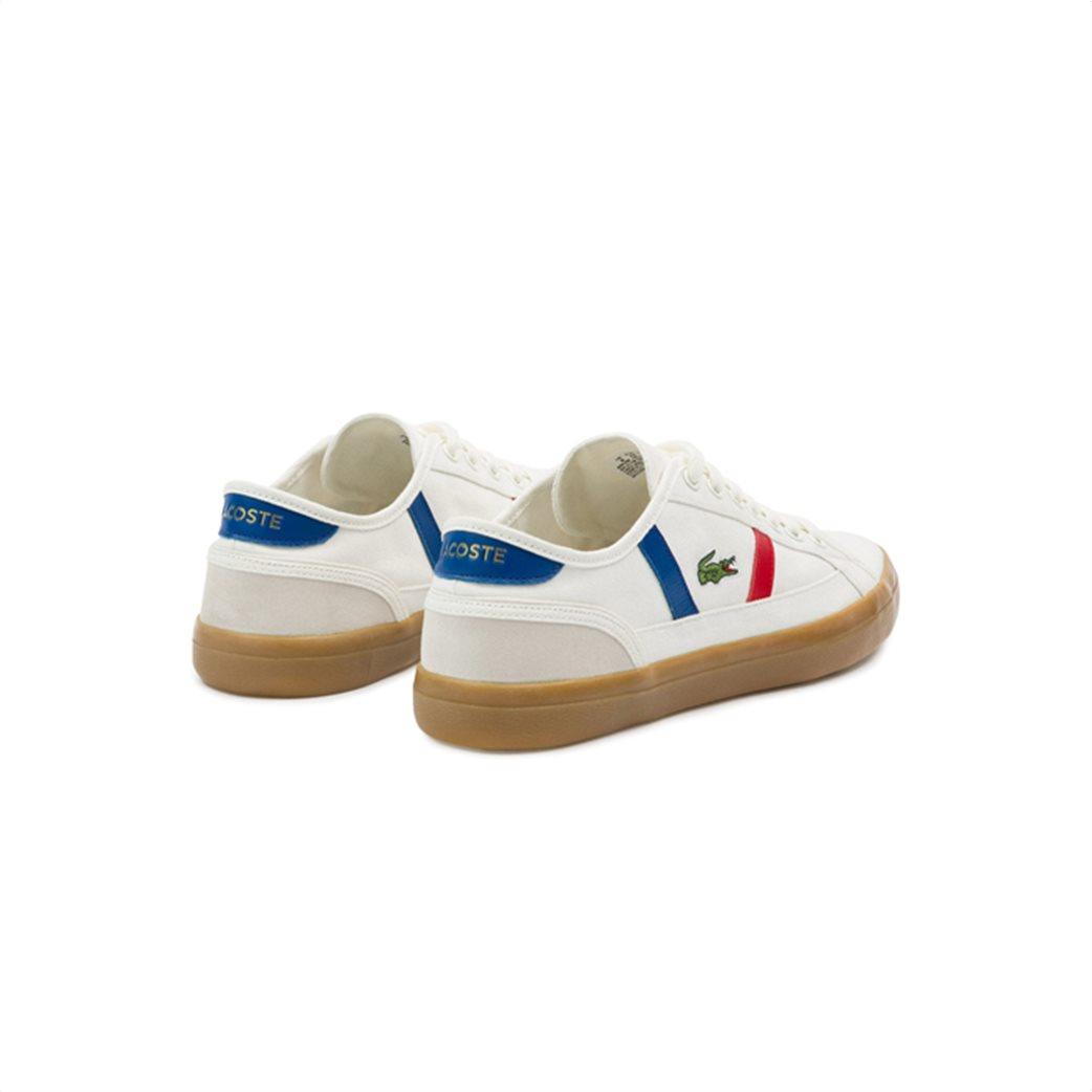 Lacoste ανδρικά sneakers με κορδόνια Sideline 2
