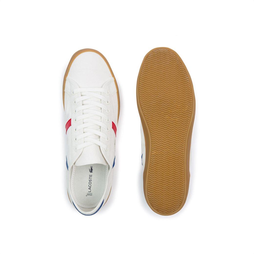 Lacoste ανδρικά sneakers με κορδόνια Sideline 3