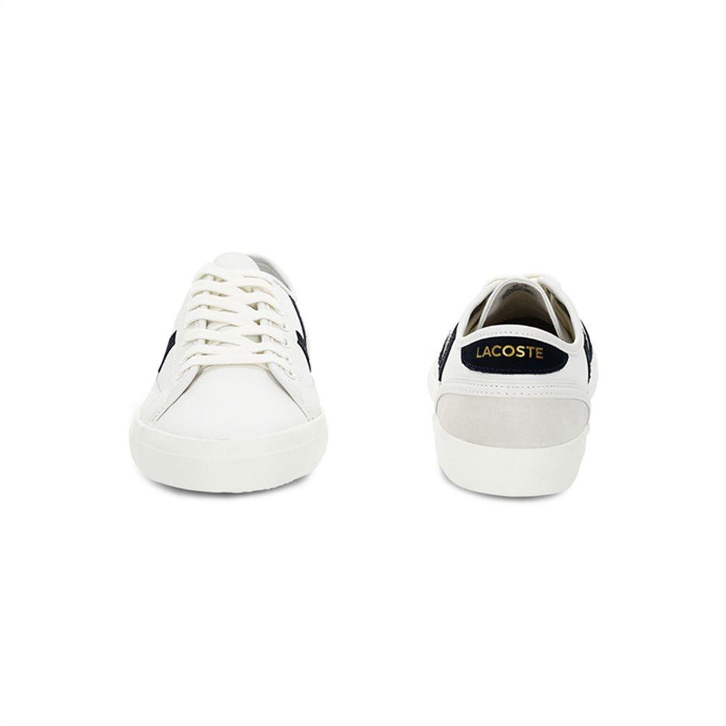 Lacoste ανδρικά sneakers με κορδόνια Sideline 4