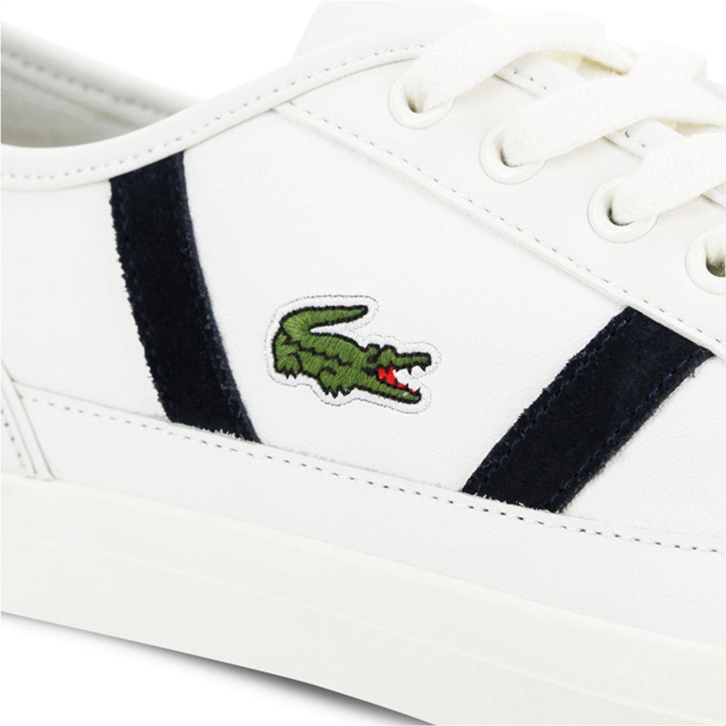 Lacoste ανδρικά sneakers με κορδόνια Sideline 5