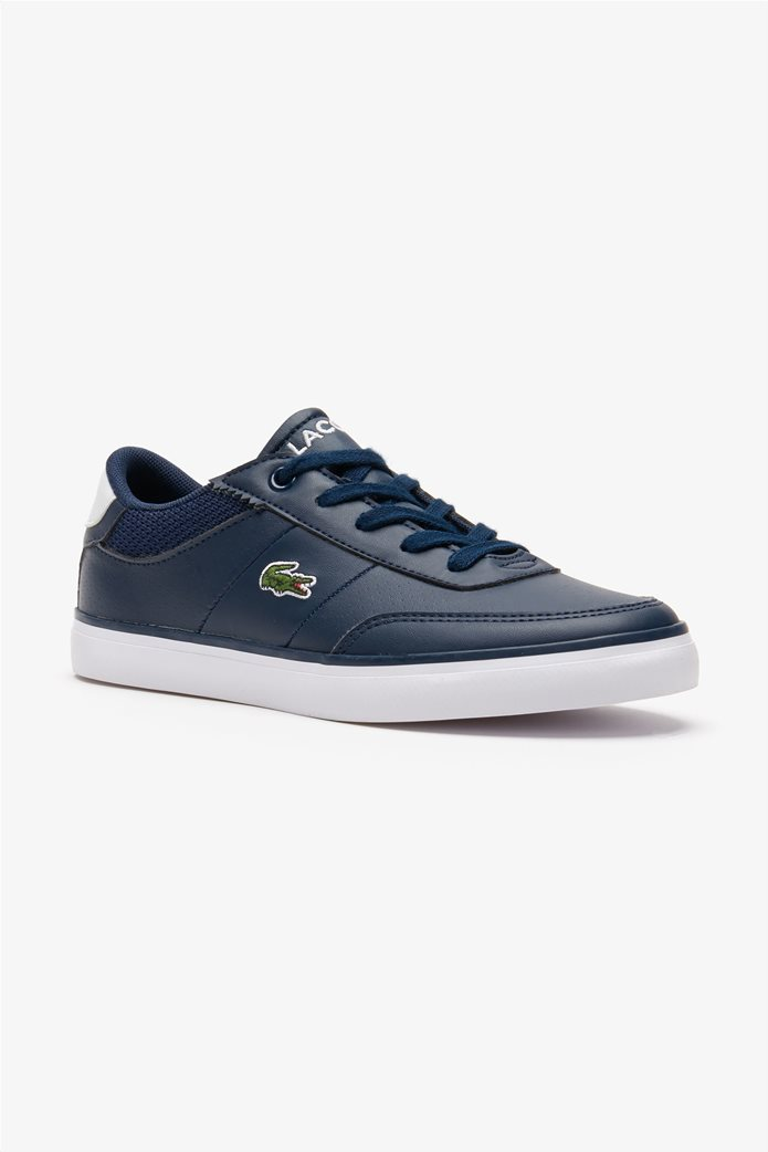 Lacoste παιδικά sneakers με κορδόνια Court-Master 0