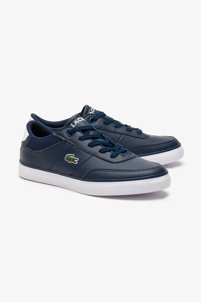 Lacoste παιδικά sneakers με κορδόνια Court-Master 1