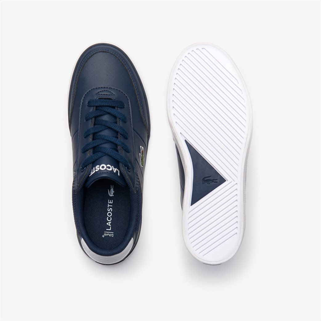 Lacoste παιδικά sneakers με κορδόνια Court-Master 3