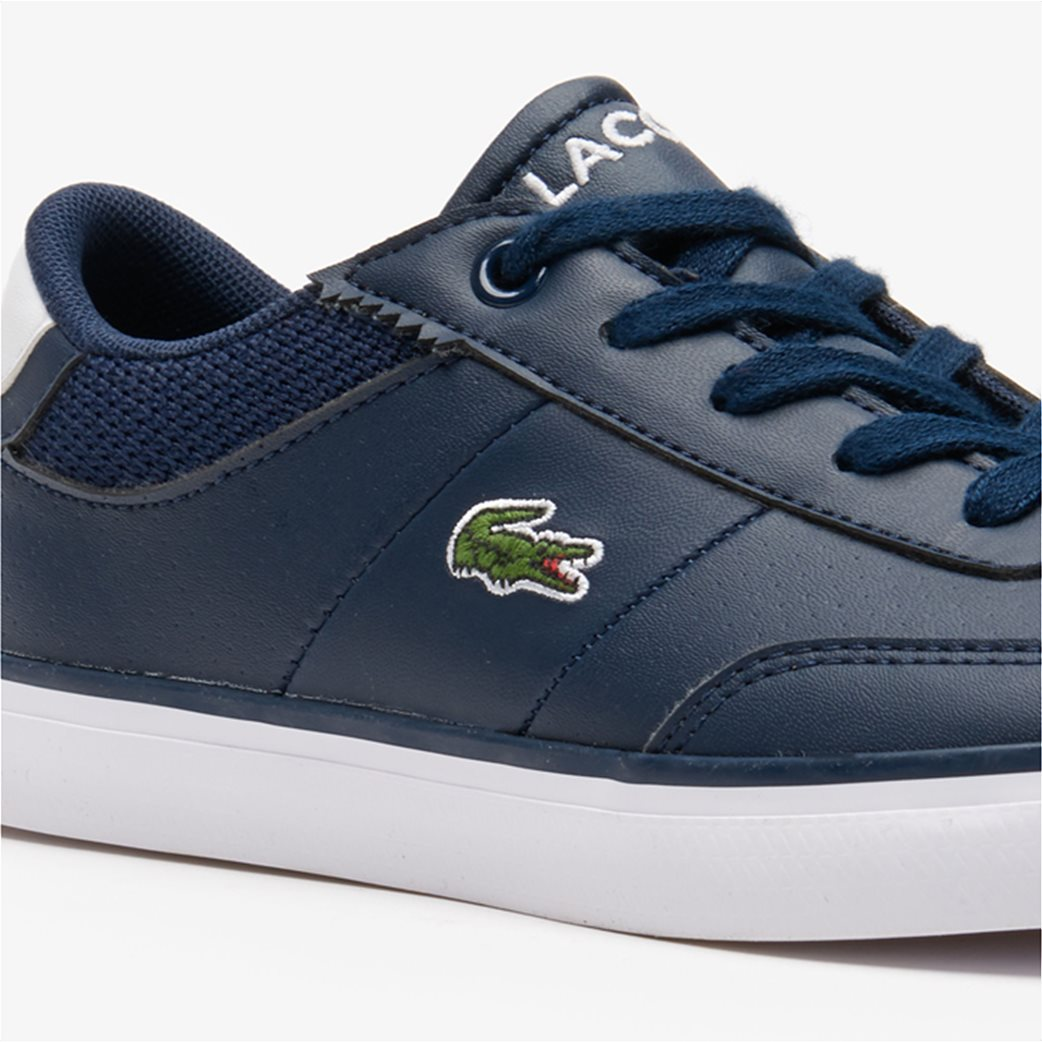 Lacoste παιδικά sneakers με κορδόνια Court-Master 5