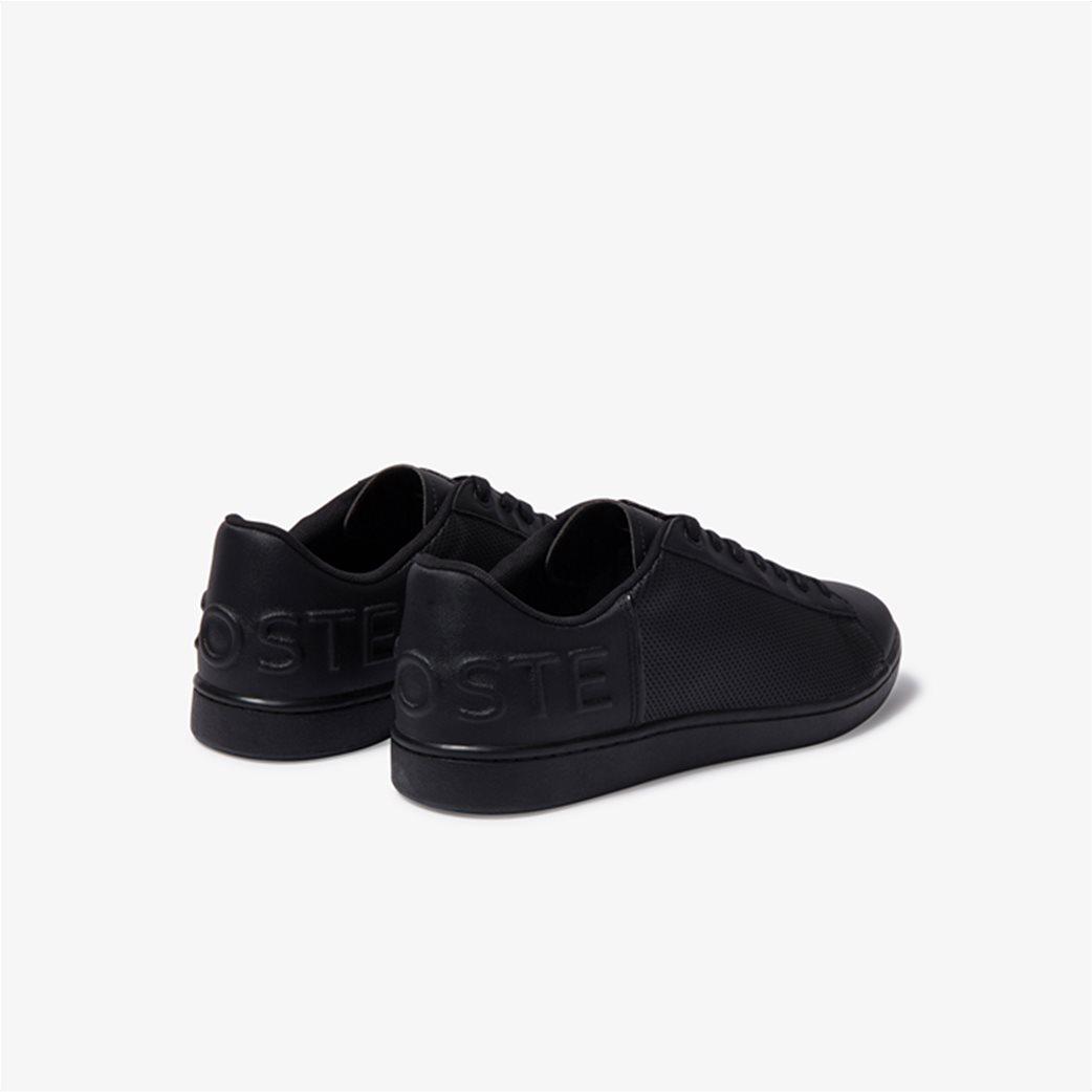 "Lacoste ανδρικά sneakers με μεγάλο λογότυπο  ""Carnaby Evo 120"" Μαύρο 2"