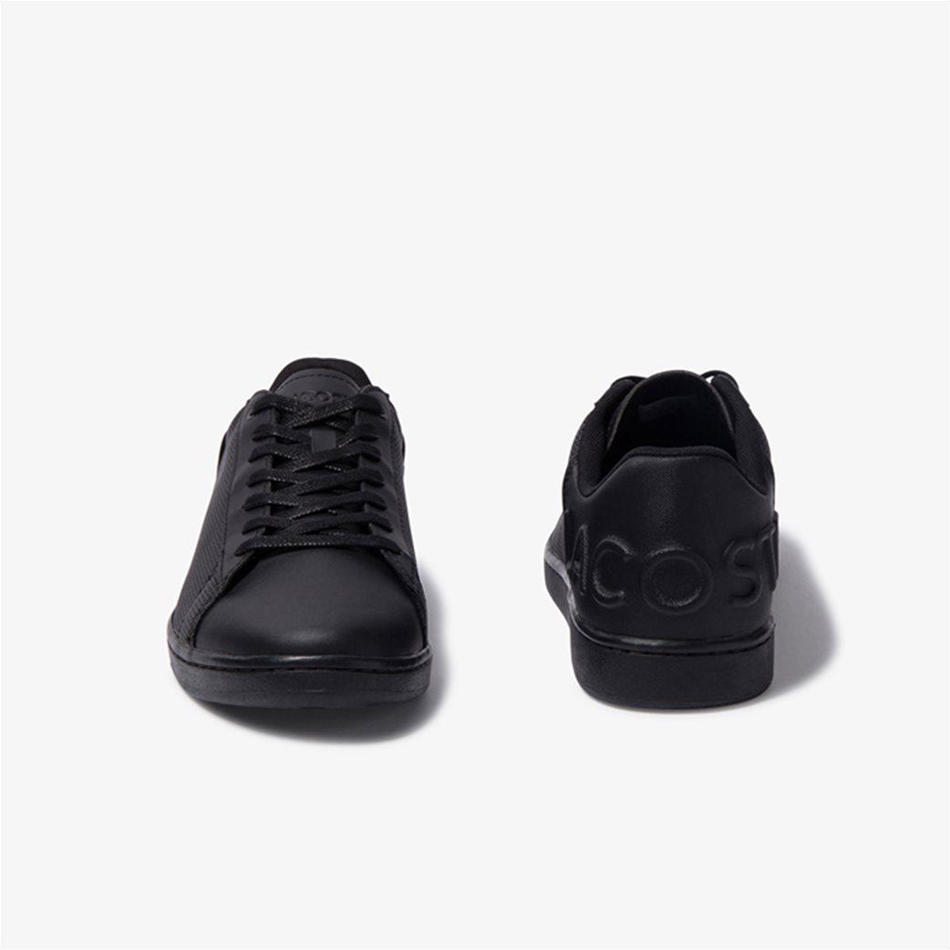 "Lacoste ανδρικά sneakers με μεγάλο λογότυπο  ""Carnaby Evo 120"" Μαύρο 4"
