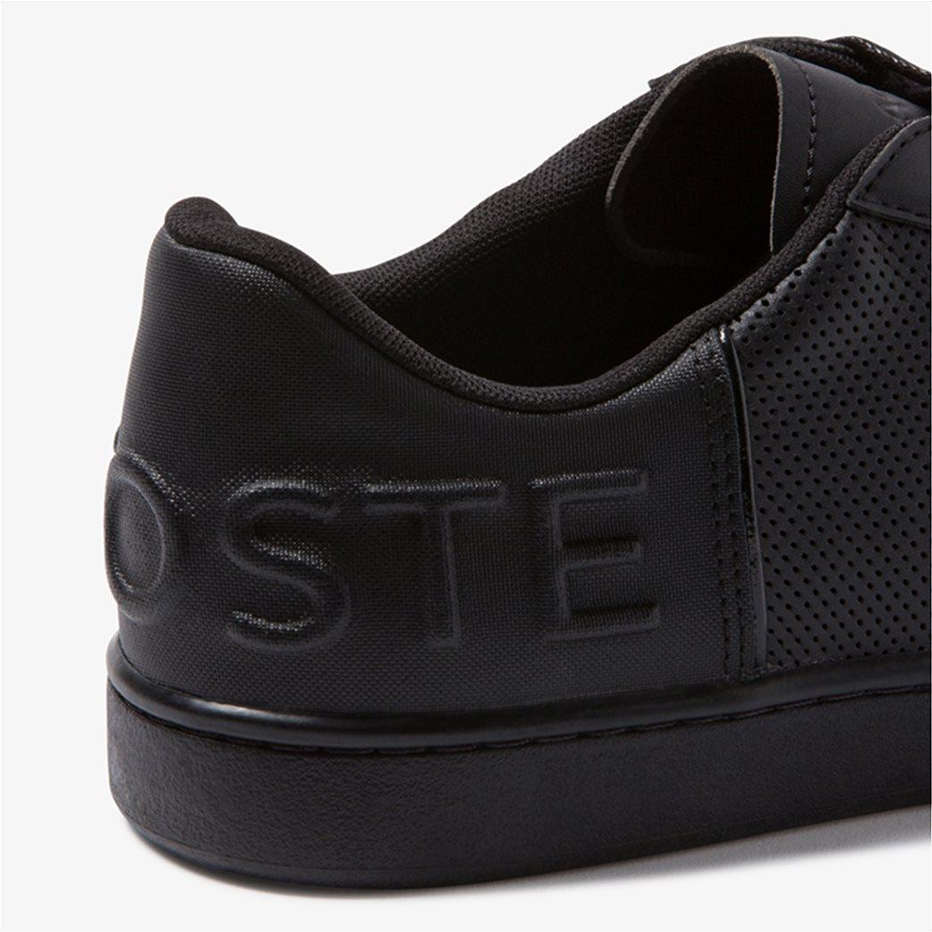 "Lacoste ανδρικά sneakers με μεγάλο λογότυπο  ""Carnaby Evo 120"" Μαύρο 5"