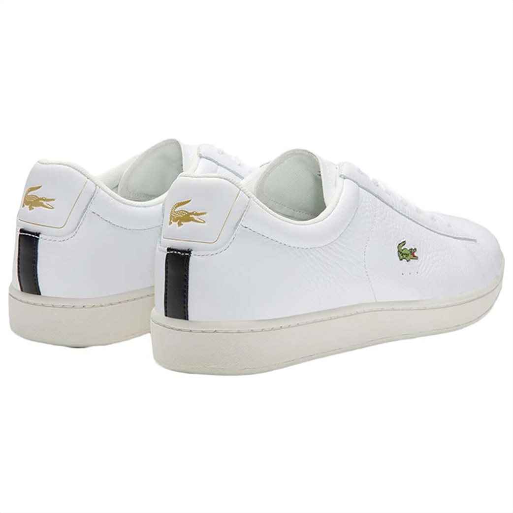 "Lacoste ανδρικα sneakers με κορδόνια ""Carnaby Evo 0120 2"" 2"