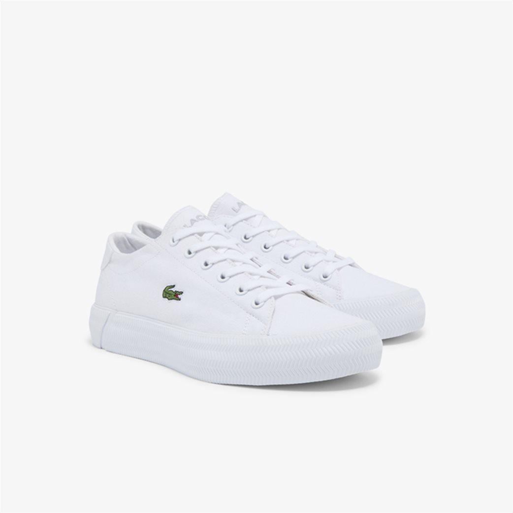 "Lacoste γυναικεία sneakers ""Gripshot"" Λευκό 1"