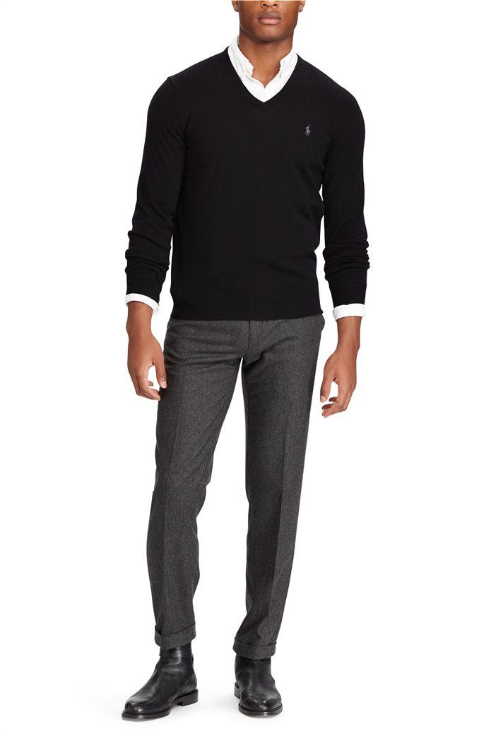 Polo Ralph Lauren ανδρική πλεκτή μάλλινη μπλούζα 1