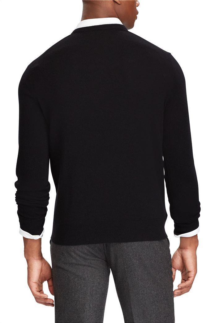 Polo Ralph Lauren ανδρική πλεκτή μάλλινη μπλούζα 3