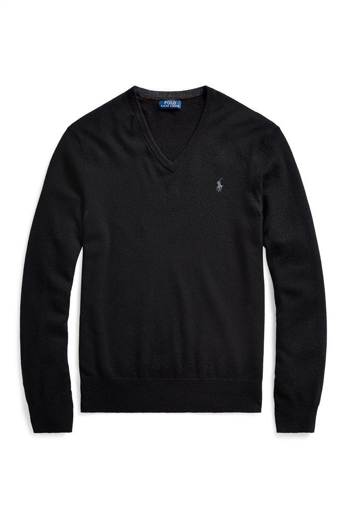 Polo Ralph Lauren ανδρική πλεκτή μάλλινη μπλούζα 4