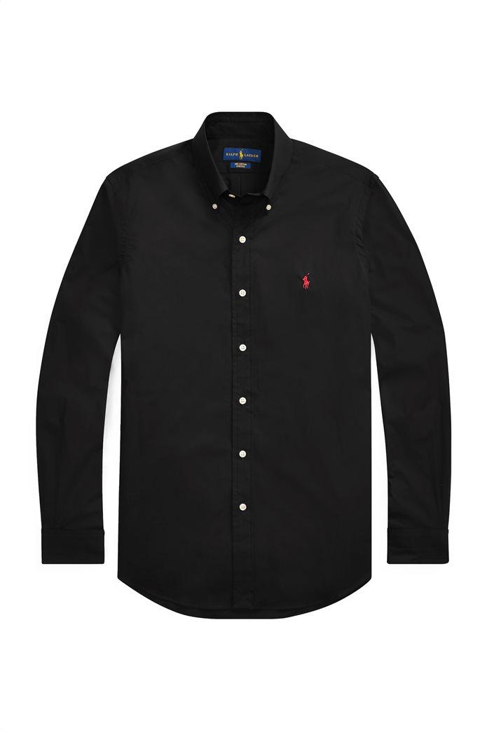 d294c82d5785 Polo Ralph Lauren ανδρικό πουκάμισο Classic Fit Poplin 1