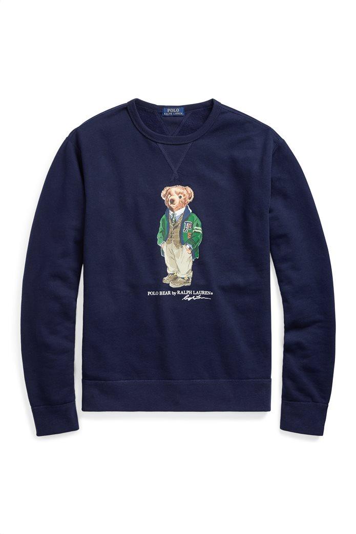 Polo Ralph Lauren ανδρικό φούτερ Polo Bear Fleece 1