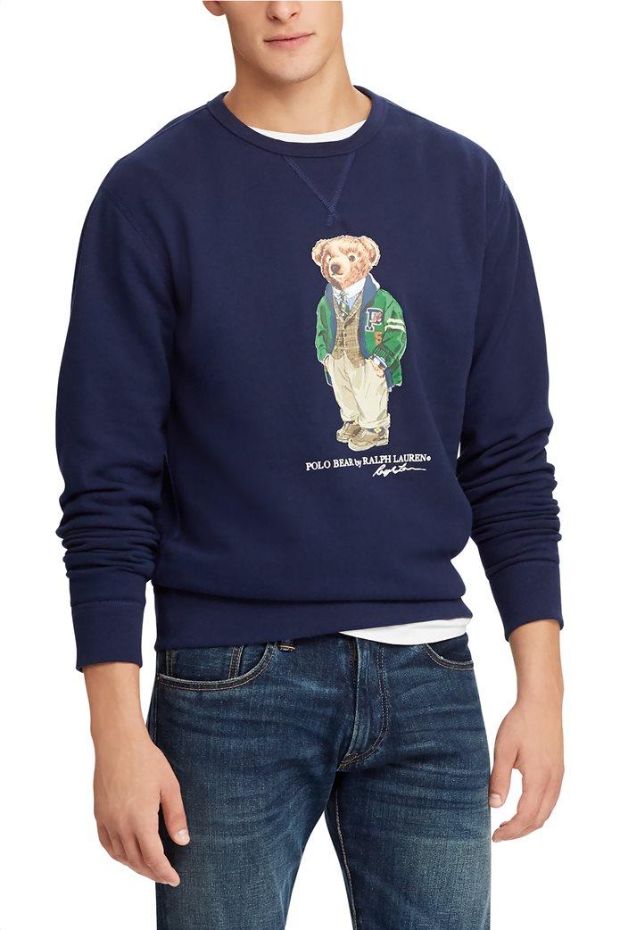 Polo Ralph Lauren ανδρικό φούτερ Polo Bear Fleece 3