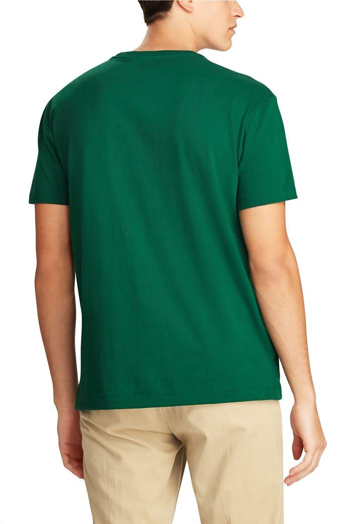 Polo Ralph Lauren ανδρικό T-shirt με στάμπα Classic Fit Polo Bear 4