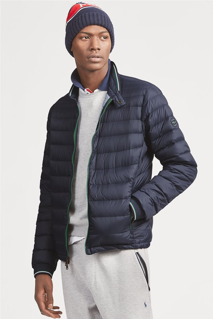Polo Ralph Lauren ανδρικό μπουφάν καπιτονέ Packable Quilted 0