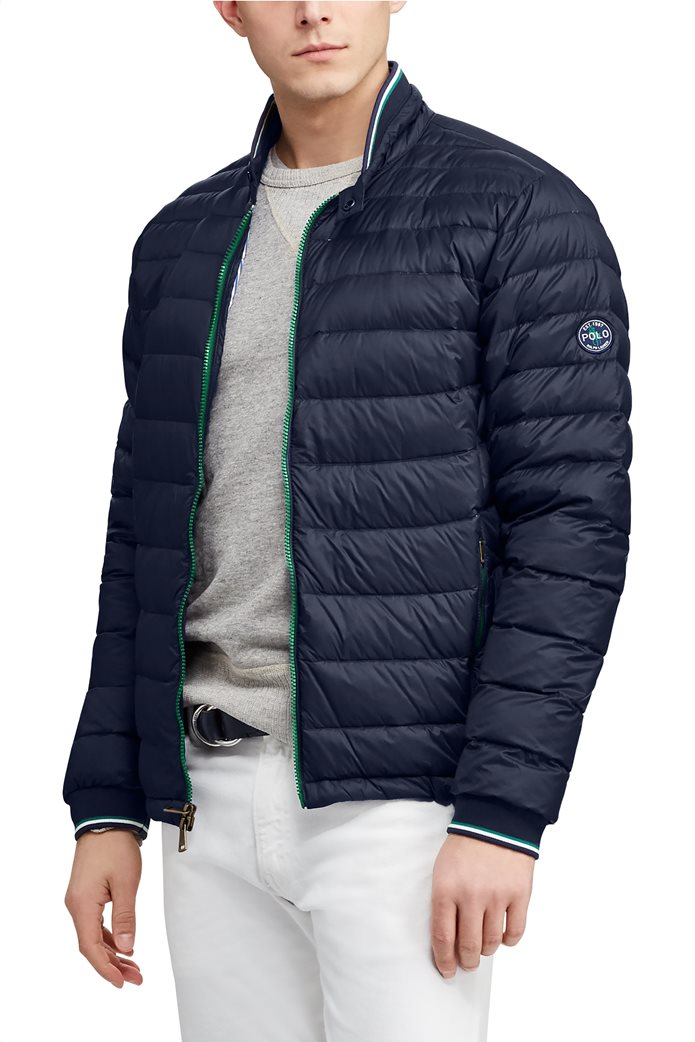 Polo Ralph Lauren ανδρικό μπουφάν καπιτονέ Packable Quilted 3