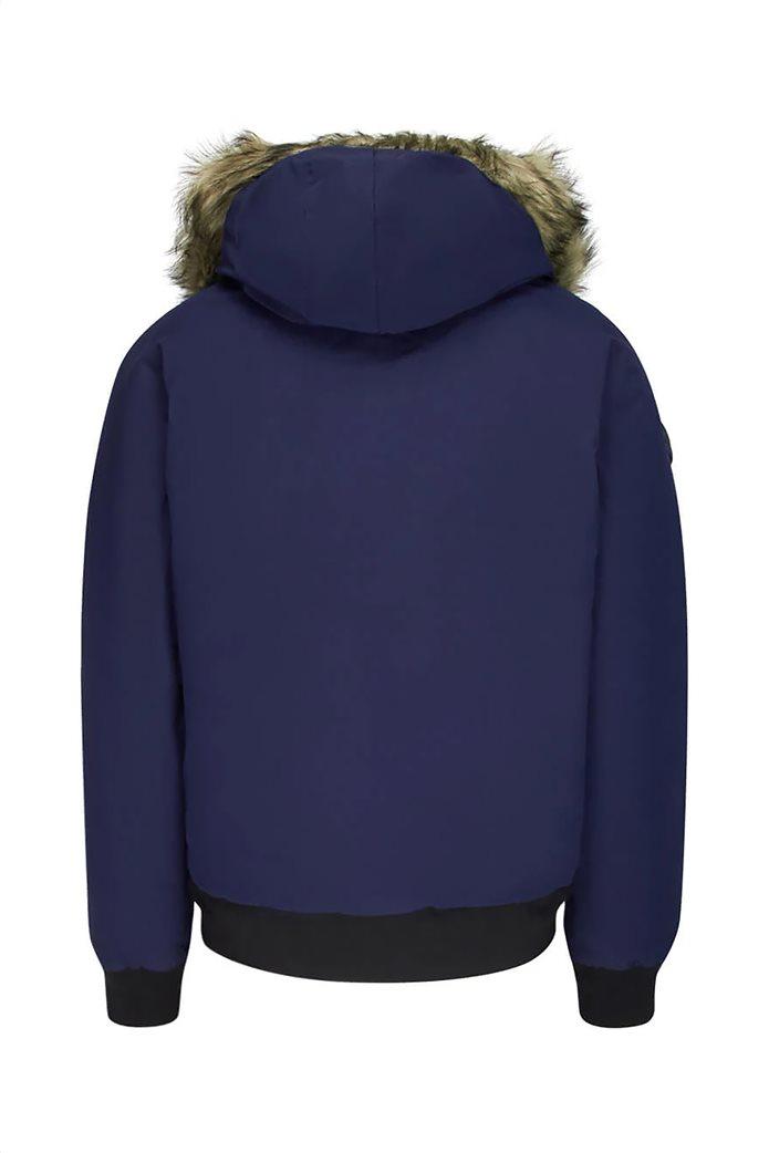 "Polo Ralph Lauren ανδρικό μπουφάν με κουκούλα γούνα ""Faux-Fur-Trim Down"" 2"