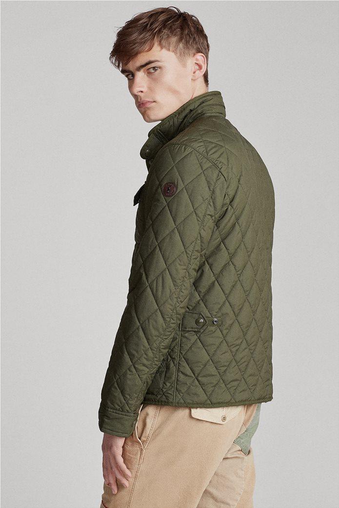 Polo Ralph Lauren ανδρικό μπουφάν καπιτονέ με flap τσέπες 1