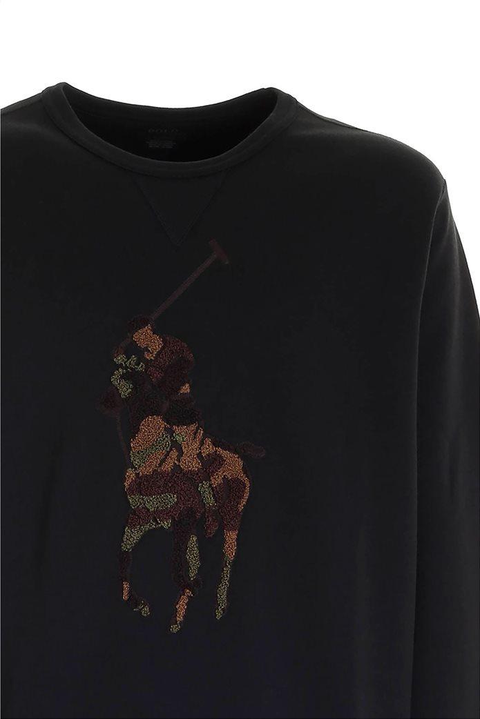 """Polo Ralph Lauren ανδρική μπλούζα φούτερ με κεντημένο σχέδιο αλογάκι """"Big Pony"""" 1"""