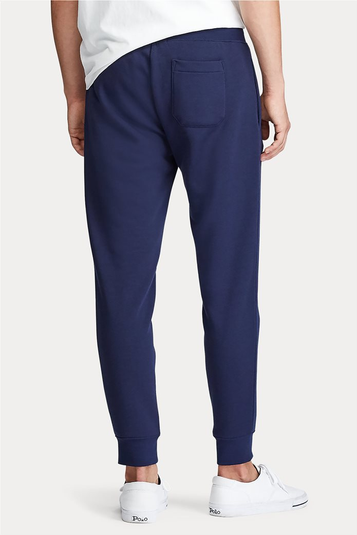 Polo Ralph Lauren ανδρικό παντελόνι φόρμας με logo print 3