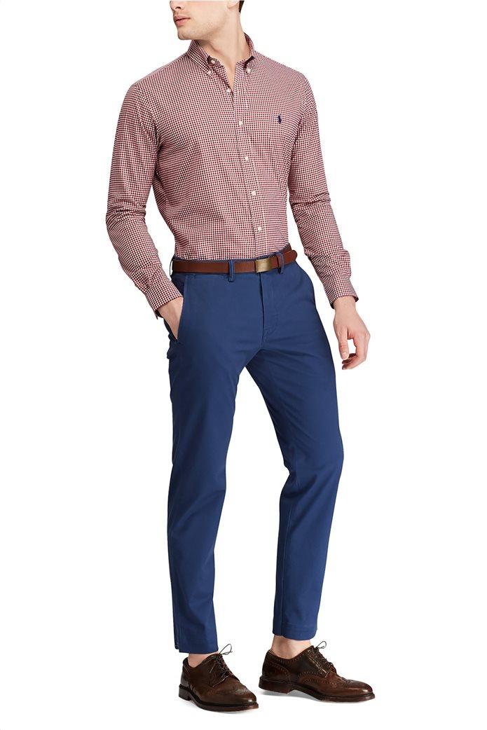 Polo Ralph Lauren ανδρικό καρό πουκάμισο Custom Fit 1
