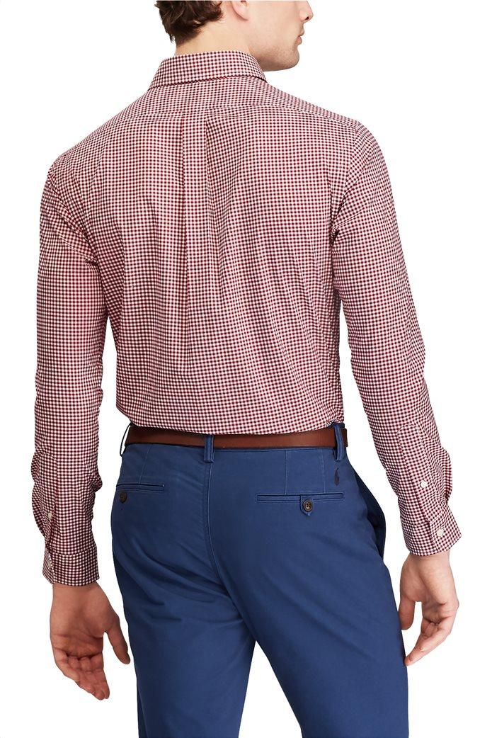Polo Ralph Lauren ανδρικό καρό πουκάμισο Custom Fit 3