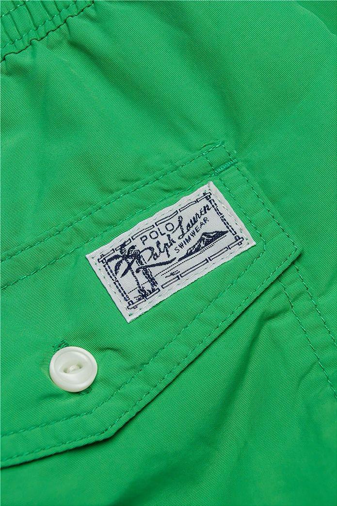 Polo Ralph Lauren ανδρικό μαγιό βερμούδα με κεντημένο logo 4