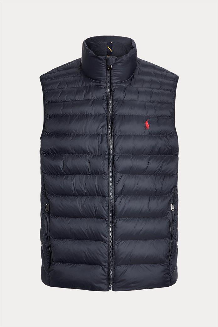 "Polo Ralph Lauren ανδρικό αμάνικο μπουφάν καπιτονέ ""The Packable"" 5"
