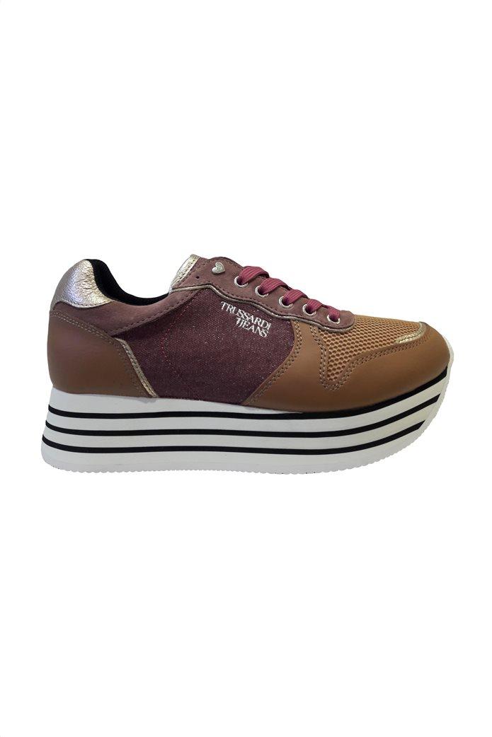 Trussardi γυναικεία sneakers δίσολα Ταμπά 0