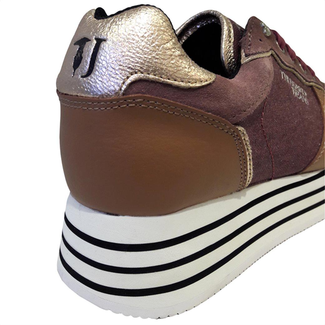 Trussardi γυναικεία sneakers δίσολα Ταμπά 2